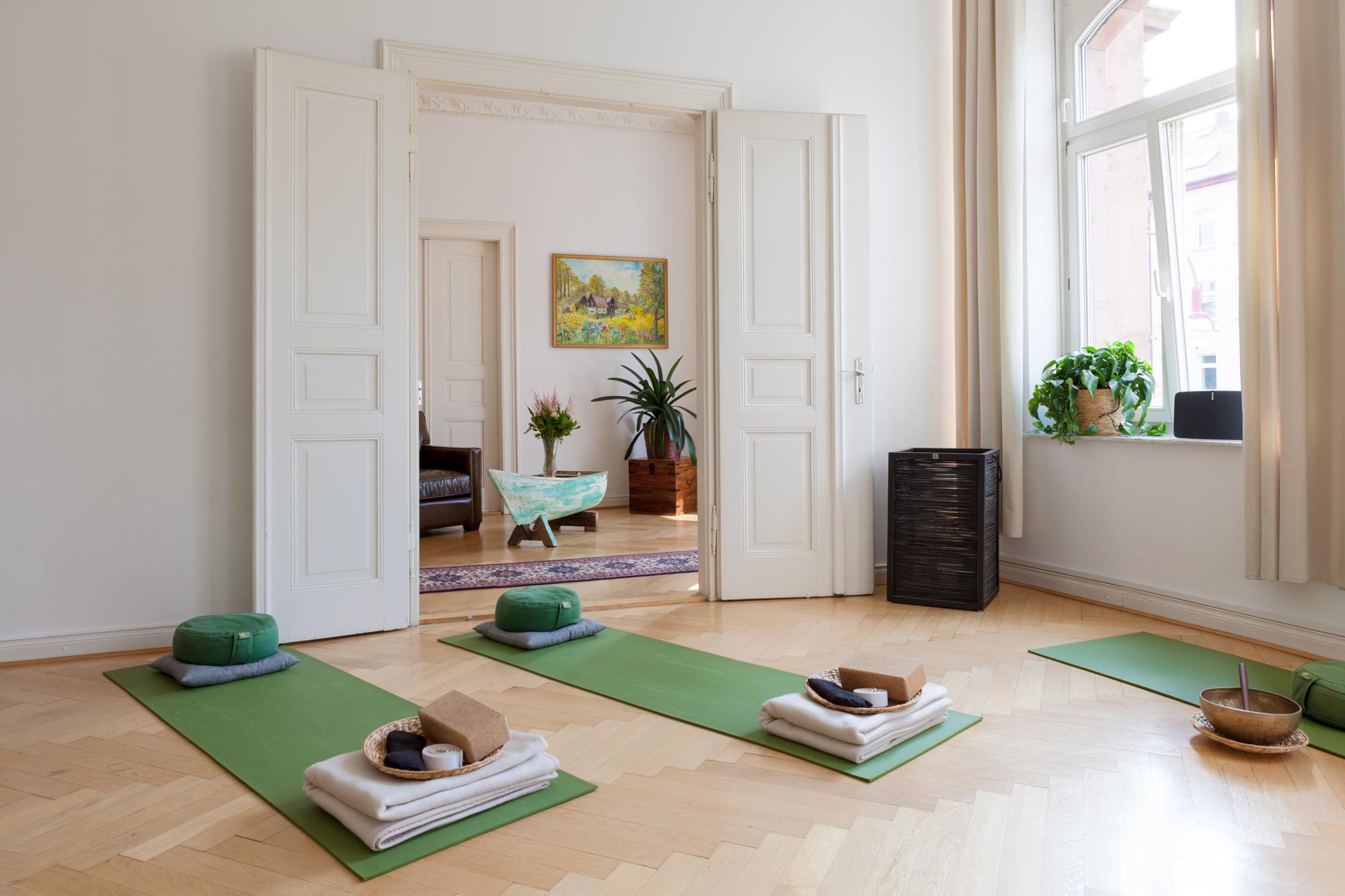 yoga privé